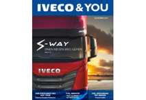 IVECO & YOU Magazin Cover November 2019