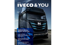 IVECO & YOU Magazin Cover Mai 2020